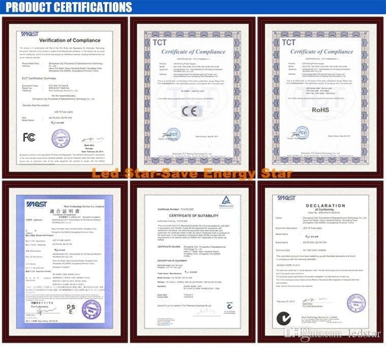 T5 LED 튜브 빛 통합 1FT 2FT 3FT 4FT 5FT 6FT 8FT LED 형광 튜브 빛 AC 110-240V