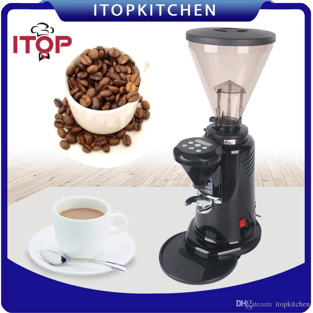 Itop Cg 700ac Coffee Bean Grinder Commercial Milling Machine