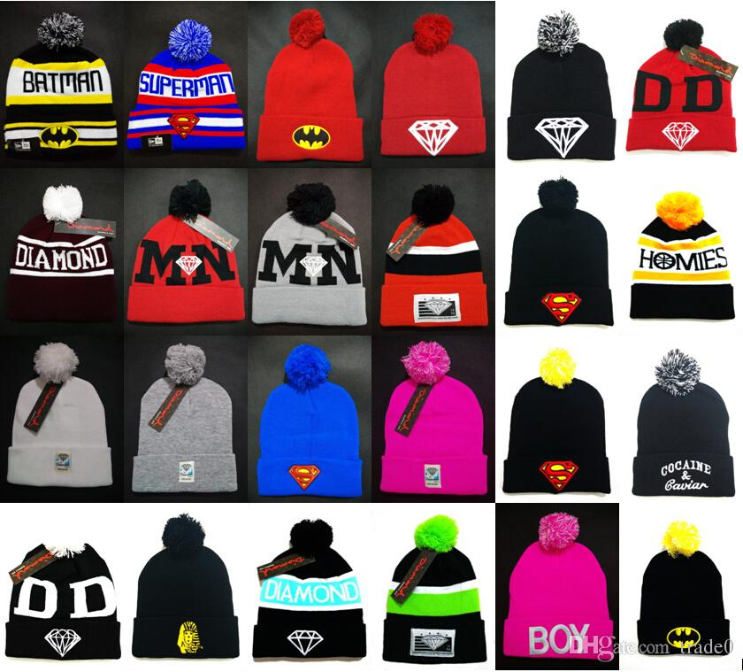 BIG Promotion Sports Fashion Beanies Cheap Pom Beanie Hats Winter Cap Beanie  Hat Winter Hat Woolen Hat High Quality Skull Caps Beanie Hats Beanie Hat  From ... 4686d587926