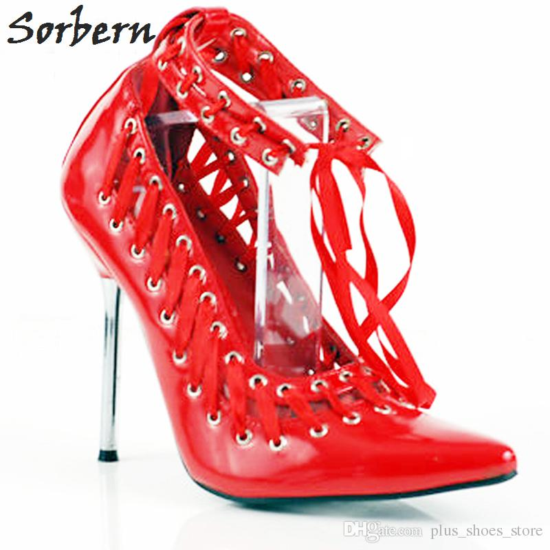 Bomba Verano Zapatos Tacón De Compre Sorbern Vestir Nuevos PTYx1wq