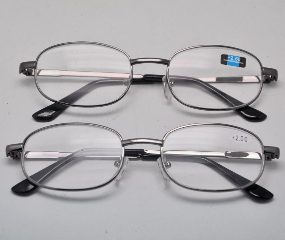high quality fashion large metal frame reading glasses for men optical glasses frame for girls boys reading glasses free ship wide reading glasses anti - Wide Frame Reading Glasses
