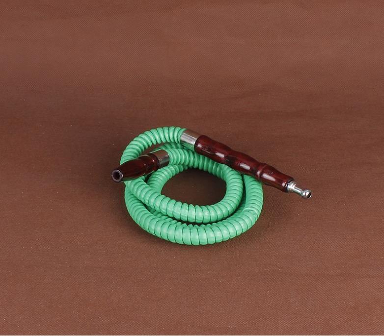 Doces Coloridos Cachimbo Narguilé Mangueira Boca insípido Proteção Ambiental Acessórios Para Madeira Geral Tubo De Papelão Corrugado