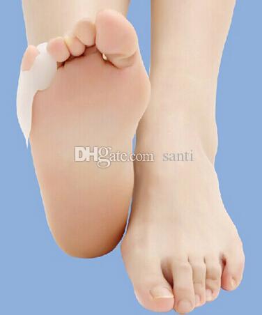 hard skin on little toe