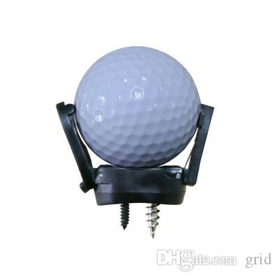 Grid Plastic Grip Golf Ball Pick Up for Putter Open Pitch and Retriever Tool Golf Accessories Pickup Ball Golf Training Aid