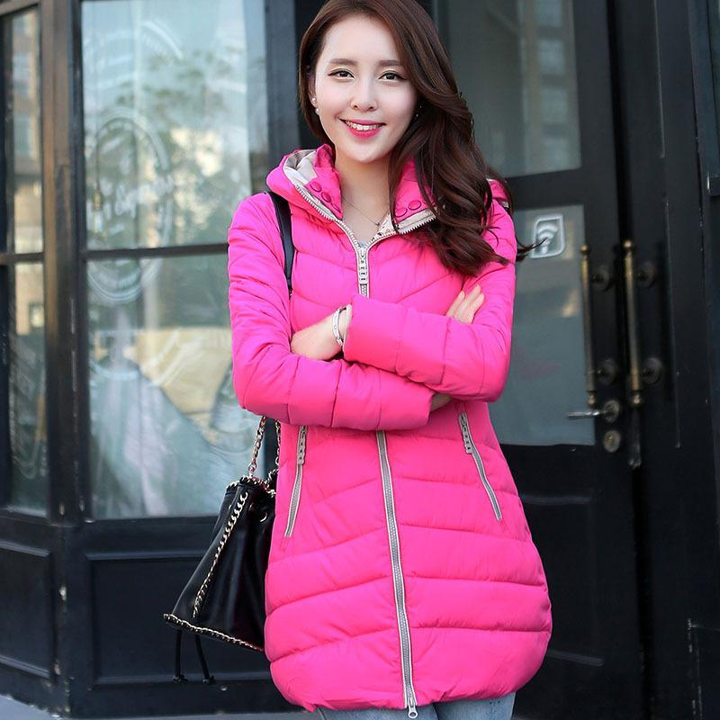 2018 Brand Cotton Girls Long 2015 New Large Size Korean ...