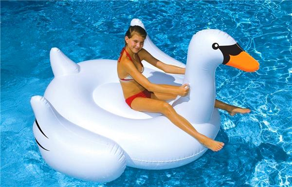 Online Cheap Inflatable Float Toy Swimline Pool Float Seat Fashion Outdoor  And Pvc Safe Swim Chair Hot Cute Animal Model And Inflatable Comfortable  Soft By ...