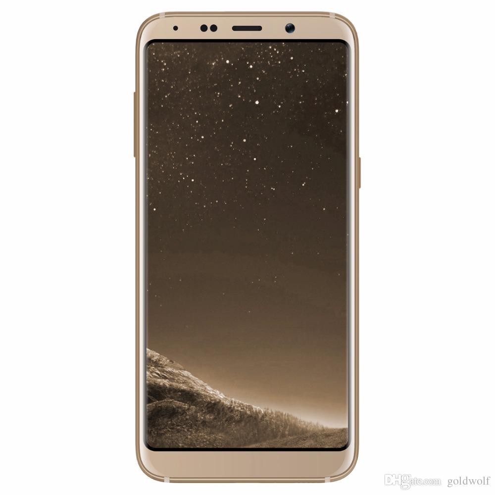 BLUBOO S8 4G Teléfono móvil MTK6750T Octa Core 5.7
