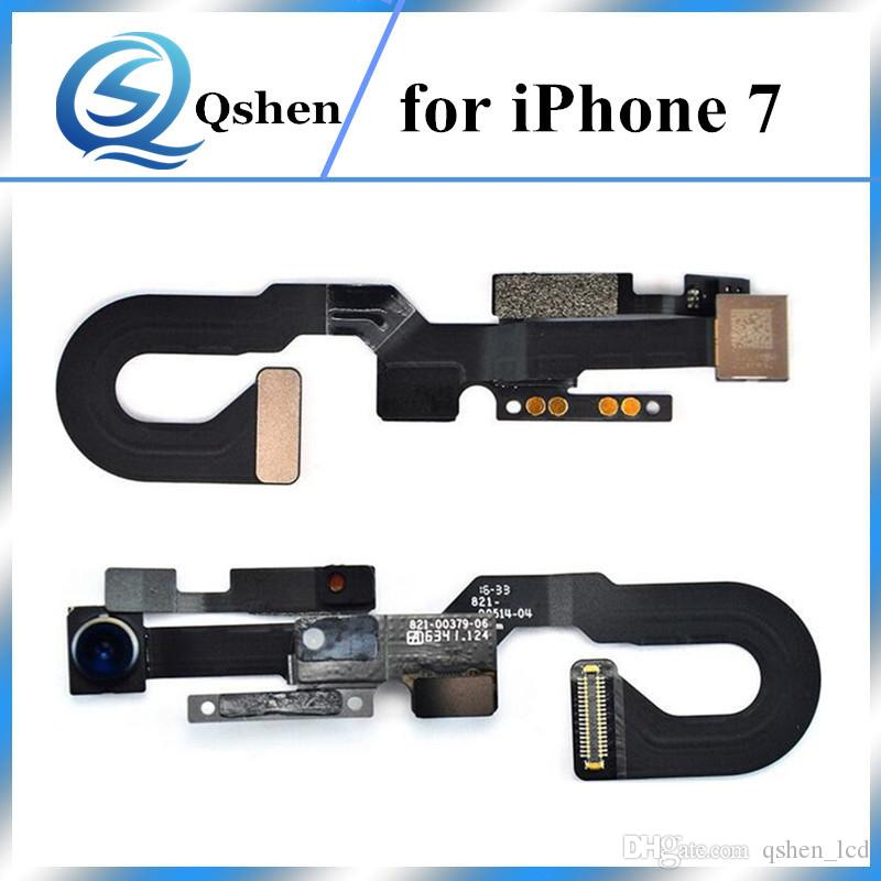 Original Quality A+++ Grade Front Facing Camera Proximity Light Sensor Flex Ribbon Cable Replacement Parts For iPhone 7 7G Fast Shipping