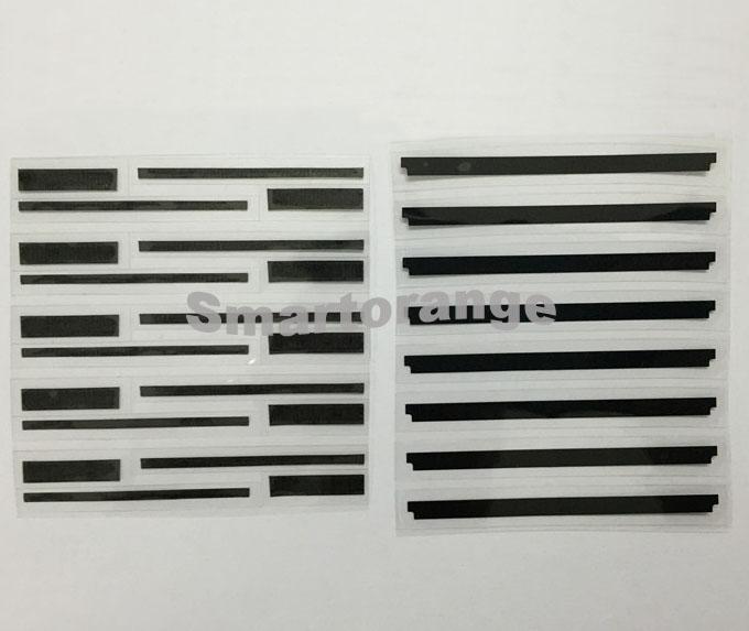 3 in 1 Lcd Bildschirm schwarz Kapton Band antistatische antistatische Aufkleber Streifen für iPhone 6 4.7