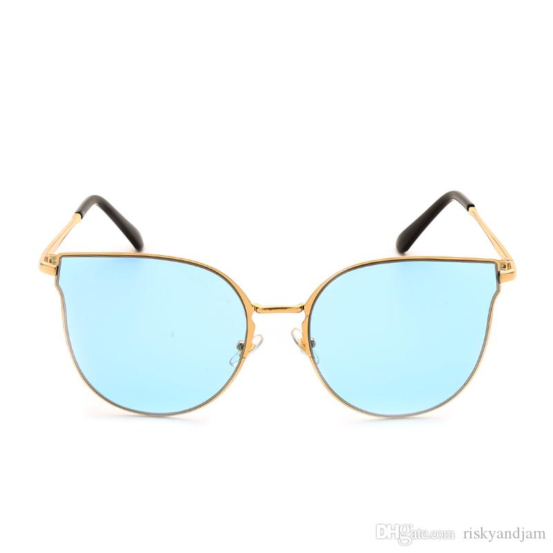 16fc27139a1 Ocean Lens Women Sunglasses UV Protection Vintage Sunglasses Women ...