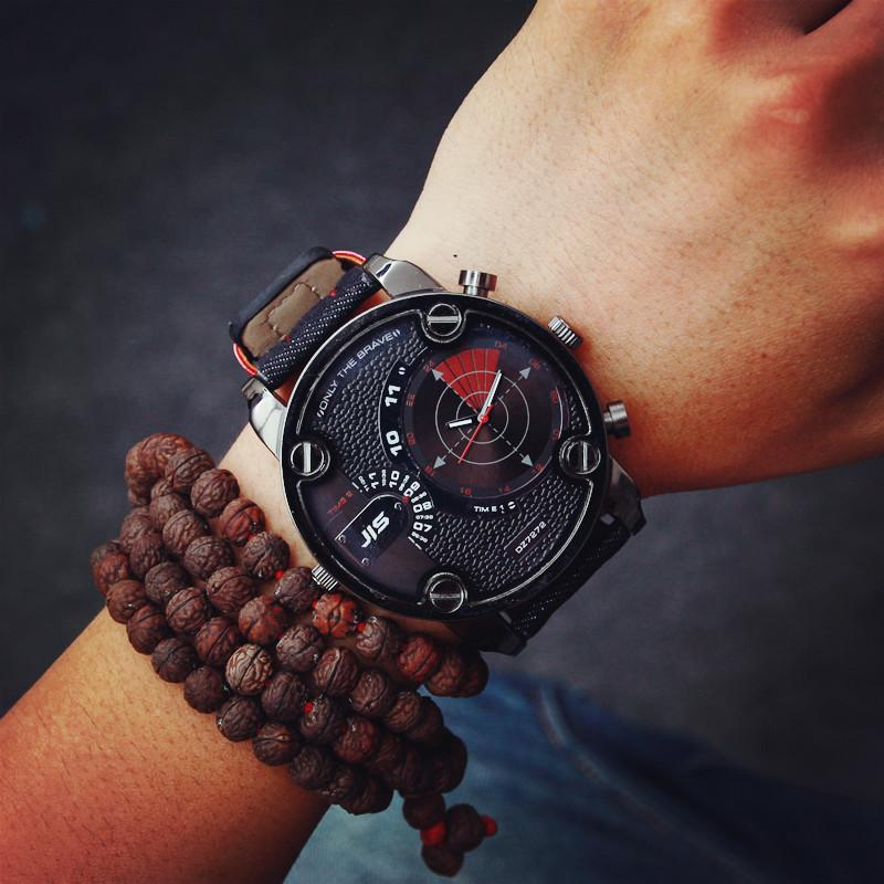 mens best for men face big oversized watches