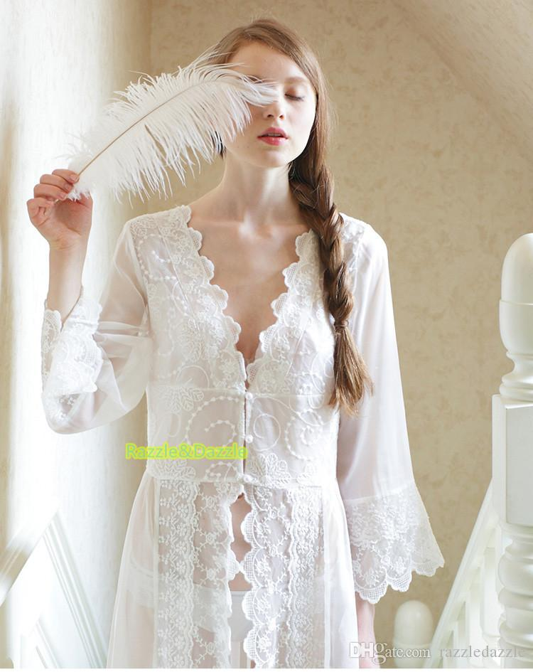 Elegant white wedding lingerie phrase