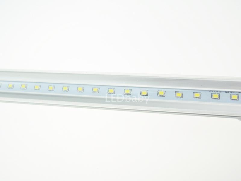 T8 führte Birne 900lm reines Weiß 85-265V 9W LED Rohr-T8 LED Schlauch-Licht 600mm 2ft /