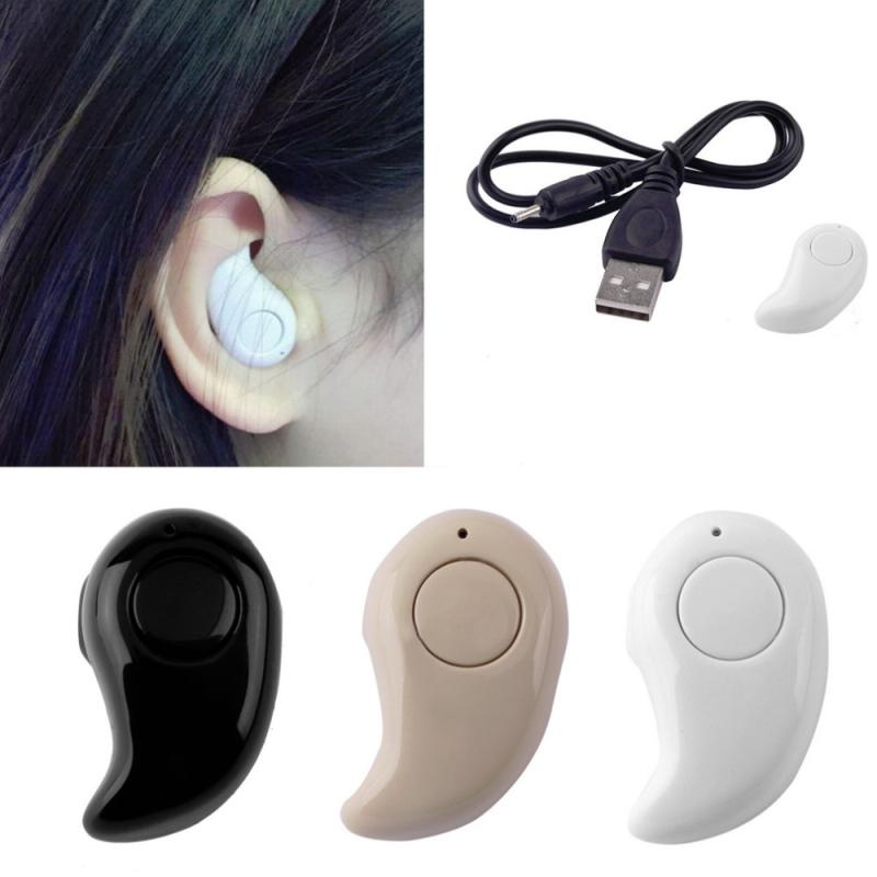 Universal The Smallest Bluetooth Headset Earphone Mic ...