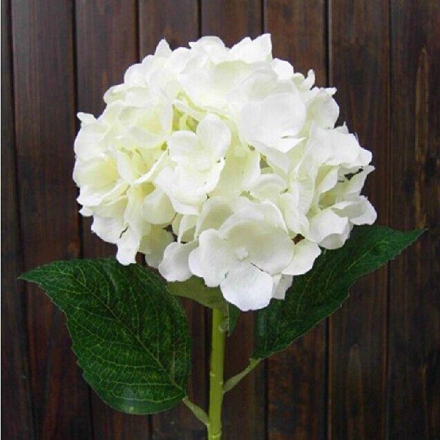Elegant Hydrangea Artificial Silk Flower Wedding Centerpieces Bouquet Christmas Ornament Garland Home Decoration New Arrival