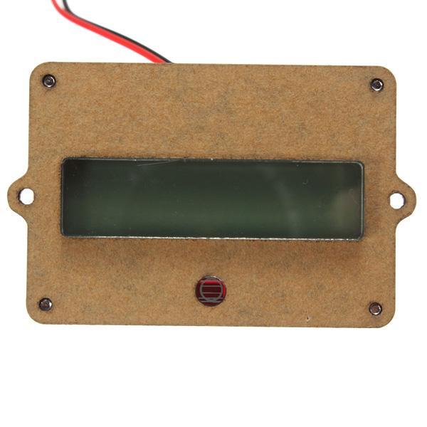 Indicador do verificador da capacidade de bateria 12V acidificada ao chumbo indicador de poder $ 18no do painel de exposição do LCD