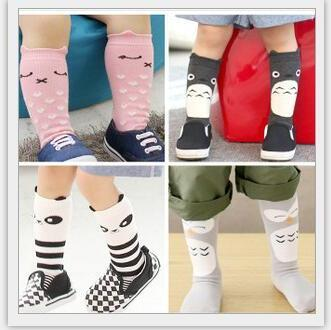 7ca780014 Kids Cartoon Socks Baby Knee High Socks Cartoon Panda Socks Kids Owl Socks  Knee High Cat Socks CY2970 Girls In Socks Best Brand Socks From  Fashion house