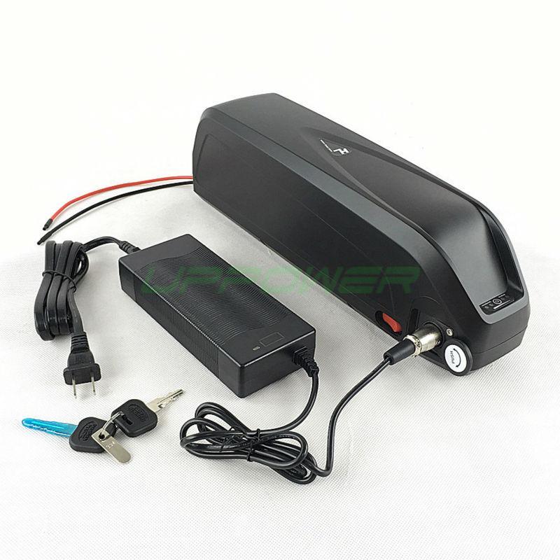 2 48V 14.5AH battery