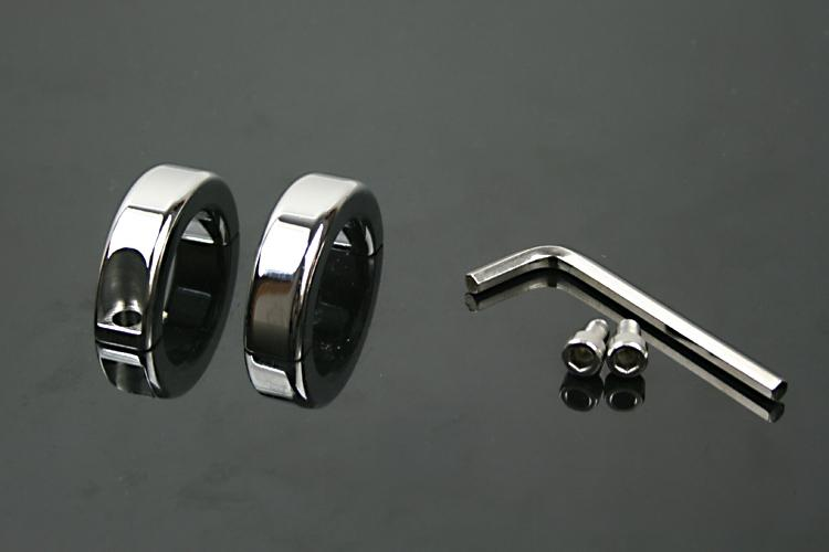 Stainless Steel Ball Stretcher Dragon Cock Rings Chastity Male Scrotum Bondage Device Adult Sex Toys Testicle Stretcher Ball Weight BJ292903