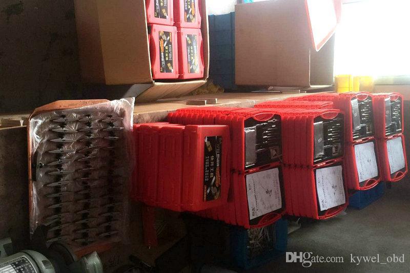 Locksmith Supplies, 2017 HUK High Quality 10th Generation Tinfoil Swinging Locksmith Tools, Lock Pick Sets