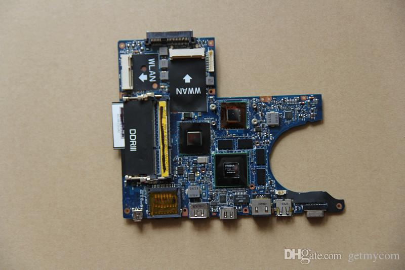 For Dell Alienware M11X Laptop Motherboard for CN-0K1PWV 0K1PWV K1PWV NAP00 LA-5811P SU7300 CPU GT335M DDR3