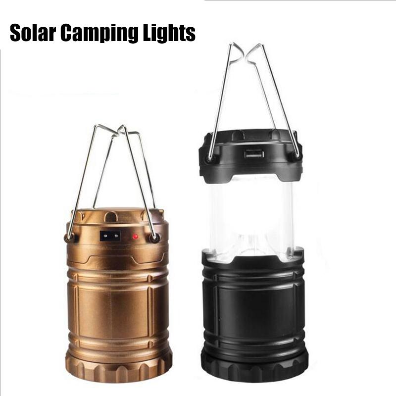 Outdoor Portable Lamp Tent Light Camp Led Lantern Super Bright Collapsible  Light Camping Emergencies Solar Charging Camping Camping Lights Led  Flashlight ...