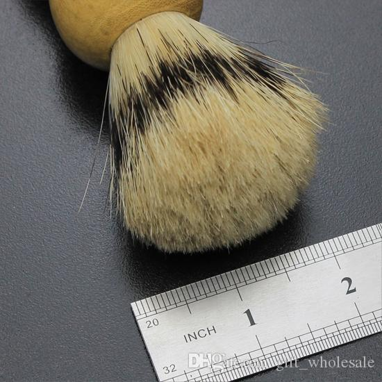 Best BADGER Hair Shaving Brush For Shaving Barber Tool Best Men Gift Wood Handle