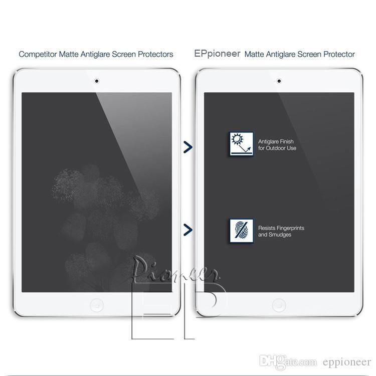 Ipad 미니 4 Ipad 프로 9.7에 대 한 강화 유리 화면 보호기 Ipad 2/3/4 9H 경도 Anti-scratch / Shatterproof NO 패키지와 iPAD Air1 / 2 / 3