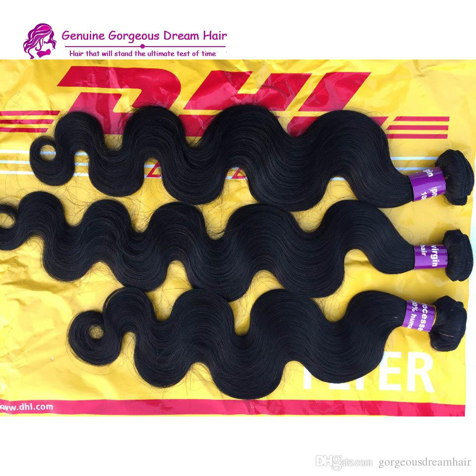 """Brazilian human hair 360 lace frontal body wave beauty free part unprocessed human hair 22""""x4""""x2"""" Bleached Knot Baby Hair fast shipping"""