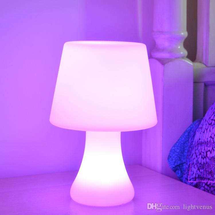 2018 usb portable luminaire lamp bedside table with led light 2018 usb portable luminaire lamp bedside table with led light rechargeable battery for color changing desk lamp from lightvenus 191 dhgate mozeypictures Image collections