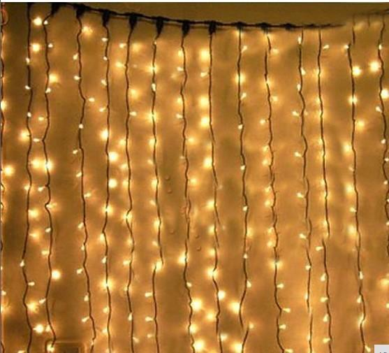 Wedding Background Light Curtain Lamp Christmas Festival 10 3 Meters 1000 Led Lights Online With 8525 Piece On Ledsuppliess Store