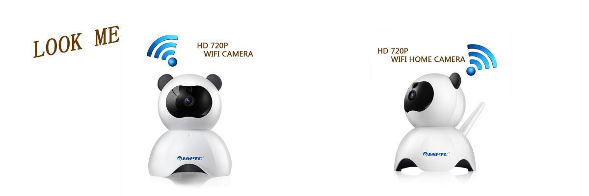 MVPTC Sécurité à la maison sans fil Mini caméra de surveillance cctv caméra ptz Wifi 960P 1280 * 960 Vision nocturne caméra de surveillance gratuite