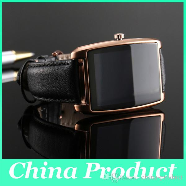 Zeblaze Cosmo Bluetooth Smart Watch 1.61 Inch IPS Sreen Anti-lost IP65 Waterproof Genuine Leather Band Support IOS Android 010247
