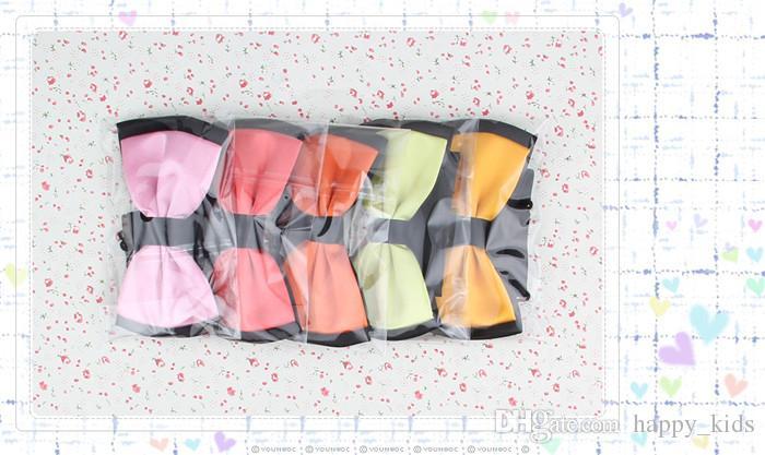 Children Tie Boys Bowties Bow Ties Crochet Baby Booties Fashion New Kid's Tie Children Tie Boys Wedding Solid Neckties Tie Panties Neck Tie