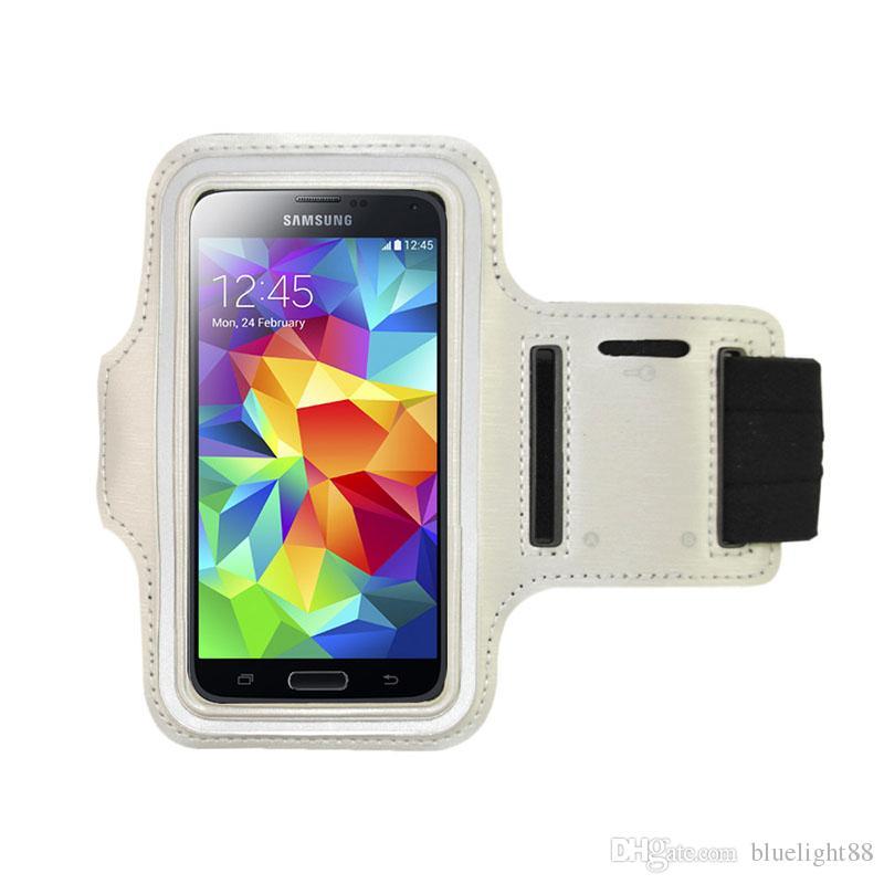 Iphone 6 S Artı note3 / 4 Su Geçirmez Spor Koşu Armband Vaka Egzersiz Armband Tutucu Pounch iphone Cep Cep Telefonu Kol Bandı