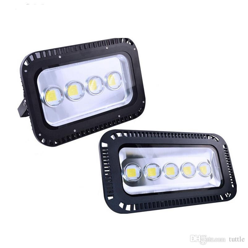 400W 500W 600W led Floodlight Outdoor LED Luce di inondazione impermeabile LED Tunnel luce lampada strada lapms AC 85-265V DHL FEDEX FREE 88