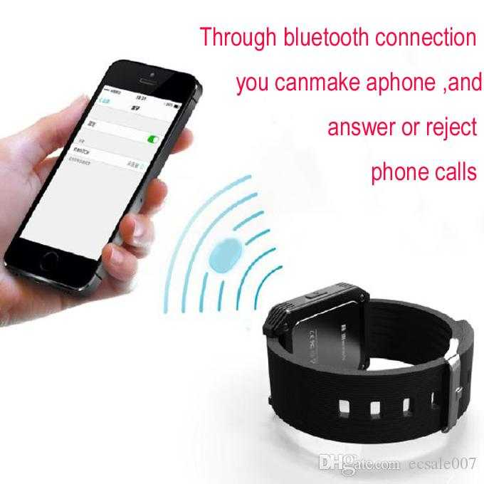 Bluetooth Smart U8 Watch Wrist Watch for Samsung S4,S5,S6 edge Note 3,4 HTC Android Phone