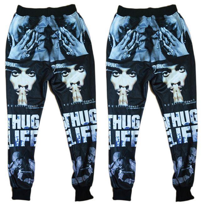 c7130538678d35 2019 Alisister Men Women S Joggers Pants 3D Print Tupac 2Pac Basketball Pant  Autumn Winter Jogging Sport Sweatpants Hip Hop Trousers From Shenyan01