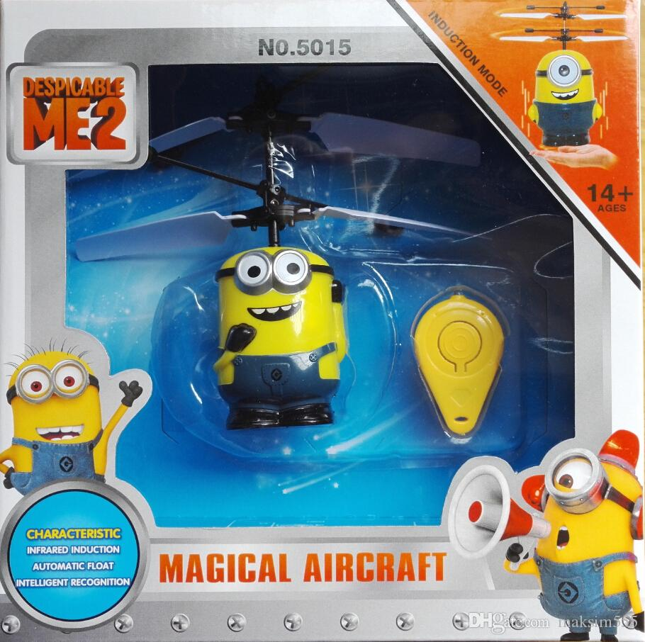 minions big hero flying ball avengers rc helicopter fairy aircraft