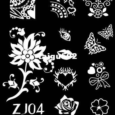 12 designs airbrush nail stencil nail stamping plates print 12 designs airbrush nail stencil nail stamping plates print butterfly design nail art stamping konad nail tools suppliers jh075 nail art machine nail art prinsesfo Gallery