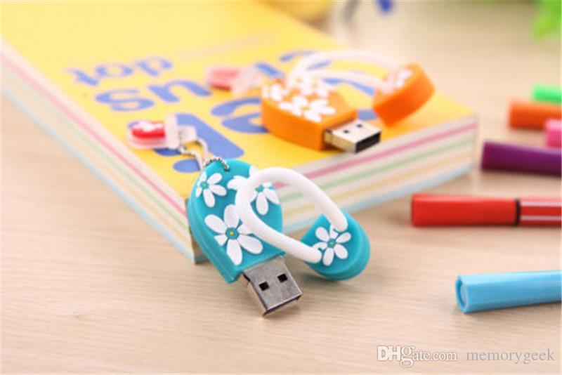 100% Real Original Cartoon 2GB 4GB 8GB 16GB 32GB 64GB USB Flash Drive USB 2.0 USB Sticks Pendrives