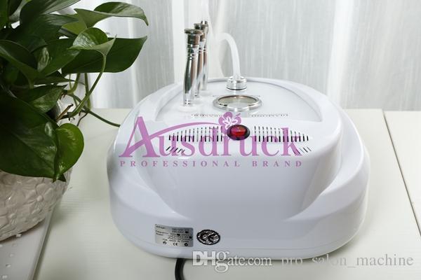 Super Microdermabrasion Diamant Dermabrasion Pore Cleaner Vide Peeling Aspiration Peau Soins du visage Acné Scar Enlèvement Équipement NF60 machine