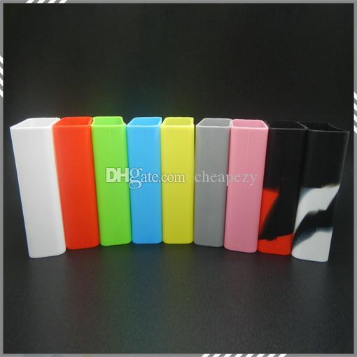 Colorufl Xcube II Silikon Kılıf Koruyucu Kol Kapak için Xcube 2 Smok TC 160 W Kutusu Mod Yüksek kalite DHL Ücretsiz