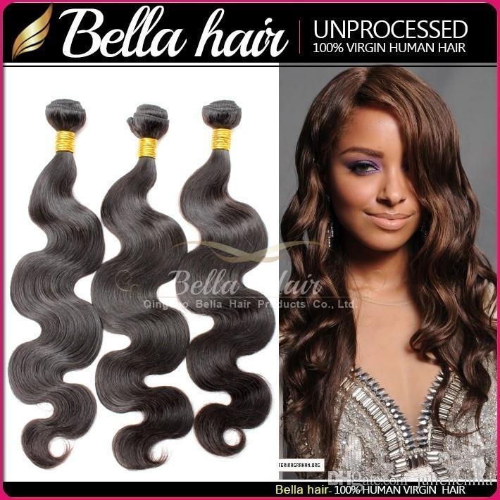 8A body wave hair bundles