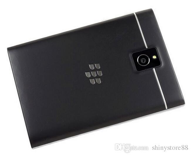 الأصلي بلاك بيري جواز سفر Q30 LTE الهاتف الخليوي BlackBerry OS 10.3 رباعية النواة 3 جيجابايت RAM 32GB ROM 13MP كاميرا الهاتف الذكي