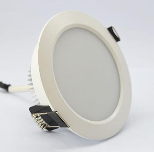 Free Shipping 5W 7W 9W 12W 15W Warm White/White/ Cold White led Ceiling Down light Epistar LED ceiling lamp Recessed light AC85-265V
