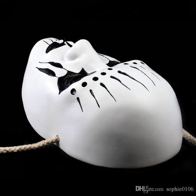 GN M012 Slipknot Joey Maschera maschere maschili donne maschera cosplay maschera costume maschera maschera in resina spaventata