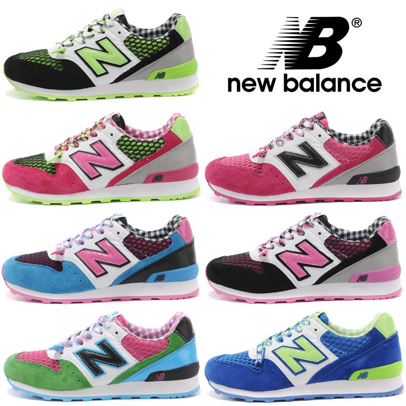 6b31f1851b7f New Balance Cute Women Running Shoes NB 996 Sneakers Retro Athletic Boots  Casual Womens Authentic Sport