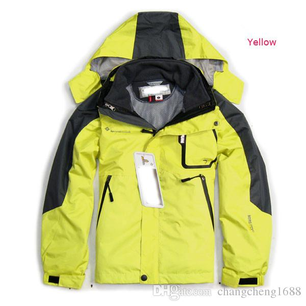 2016 Winter Kinder Warme Jacken Outdoor-bekleidung Jungen Und Mädchen Ski Anzüge Kinder Mäntel Kostenloser Versand