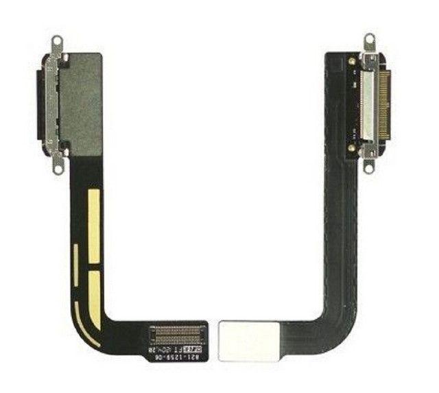 Neues ursprüngliches USB-Ladegerät-Ladeanschluss-Dock-Verbindungsstück-Flexkabel für Apple Ipad 2 3 4 Luft 2 ipad 6 / geben Verschiffen frei